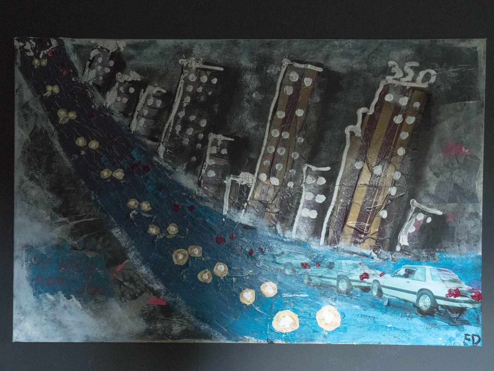 Kunstzinnige familie Van Dam keert terug naar Sluziger roots